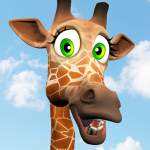 Talking George The Giraffe 12 MOD APK