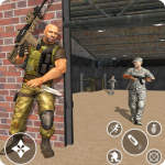 The Immortal squad 3D: Ultimate Gun shooting games 20.4.6.6  MOD APK