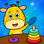 Toddler Games for 2 and 3 Year Olds 3.6 MOD APK