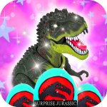 Wheel of surprise Eggs Dinosaur jurassic Toys 1.2 MOD APK