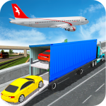 Airplane Car Transport Driver 1.17 MOD APK
