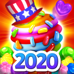 Candy Bomb Fever 2020 Match 3 Puzzle Free Game  1.6.6 MOD APK