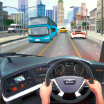 City Coach Bus Driver 3D Bus Simulator  1.2.1 MOD APK