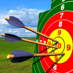 Crossbow shooting gallery. Shooting on accuracy. 2.2 MOD APK