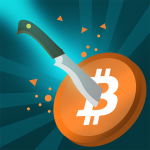 Crypto Slicer – Knife Hit, Play, Earn & Win Crypto 1.7.5 MOD APK