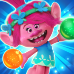 DreamWorks Trolls Pop: Bubble Shooter & Collection  3.6.1 MOD APK