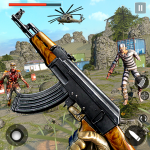 Free Games Zombie Force: New Shooting Games 2021  1.5 MOD APK