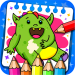 Fantasy – Coloring Book & Games for Kids 1.19  MOD APK