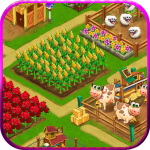 Farm Day Village Farming: Offline Games 1.2.42  MOD APK