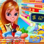 Girl Supermarket Shopping Mall 0.2 MOD APK