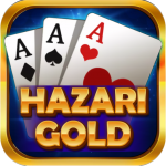 Hazari Gold (হাজারী)-1000 Points Game with 9 Cards 3.23 MOD APK