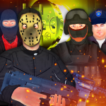 Justice Rivals 3 – Cops and Robbers 1.061 MOD APK