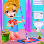 Keep Your House Clean – Girls Home Cleanup Game 1.2.51 MOD APK
