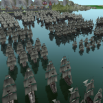 MEDIEVAL NAVAL OPS : WARSHIPS of WORLD 1.3 MOD APK