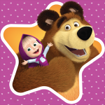 Masha and the Bear – Game zone  2.6 MOD APK
