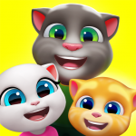 My Talking Tom Friends  1.6.5.33 MOD APK
