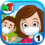 My Town: Home DollHouse – New Kids play house game  MOD APK 6.04     m
