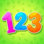 Numbers for kids – learn to count 123 games!  0.7.41 MOD APK