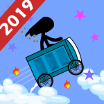 Potty Launch 3:Cart Hero Learn To Fly 1.2.2 MOD APK