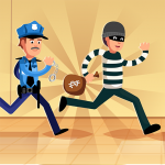 Robber Run – Police Chase Game 2.3 MOD APK