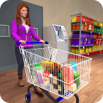 Super Market Atm Machine Simulator: Shopping Mall  MOD APK 2.9.4