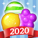 Sweetie Candy Match -Pop chocolate and marshmallow 2.0.1 MOD APK