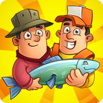 Tap Fish Idle Clicker-new easy fishing games 2020 1.3.1 MOD APK