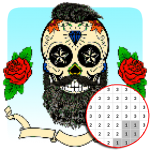 Tattoo Color By Number – Pixel Art 4.0 MOD APK