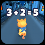 Toon Math: Endless Run and Math Games 1.8.8 MOD APK