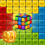 Toy Collapse: Bomb Box Cubes, Toon Story 2.1.1 by Match MOD APK