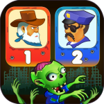Two guys & Zombies (two-player game) 1.2.4 MOD APK