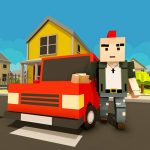 Virtual Life In A Simple Blocky Town 1.9 MOD APK