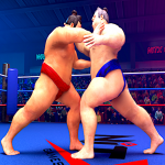 wrestling games sumo fighting 3d free game 1.0 MOD APK