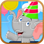 54 Animal Jigsaw Puzzles for Kids 🦀 1.2.0  MOD APK