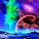 Alien Worlds Music Visualizer – UFO & UAP Chillout 142 MOD APK