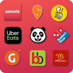 All In One Food Ordering App, Online Food Delivery    MOD2.4 APK
