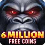 Ape About Slots – Best New Vegas Slot Games Free 1.47.12MOD APK