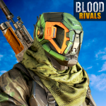 Blood Rivals – Survival Battleground FPS Shooter 2.4 MOD APK