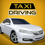 City Taxi Driving: Fun 3D Car Driver Simulator  1.5 MOD APK