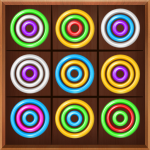 Color Rings – Colorful Puzzle Game  3.4 MOD APK