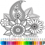 Coloring Book for Adults 7.6.4 MOD APK
