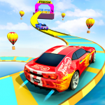Crazy Car Stunts Mega Ramp Car Racing Games 4.6     MOD APK