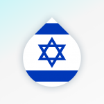 Drops: Learn Hebrew language and alphabet for free 35.4 MOD APK