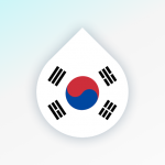 Drops: Learn Korean language and Hangul alphabet 35.9 MOD APK