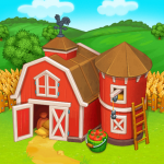Farm Town: Happy village near small city and town 3.41 MOD APK