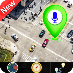GPS Satellite – Live Earth Map & Voice Navigation 2.4.1 MOD APK