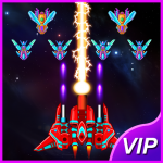 Galaxy Attack: Alien Shooter  33.2 MOD APK