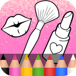 Glitter Beauty Coloring Book ❤ 1.4.7 MOD APK