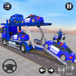 Grand Police Transport Truck 1.0.21 MOD APK