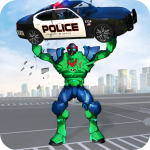 Incredible Monster Robot Hero Crime Shooting Game 2.0.2 MOD APK